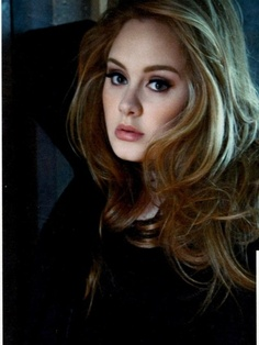 Adele...she sings from her soul.