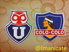 De la U o de ColoColo ? #chile