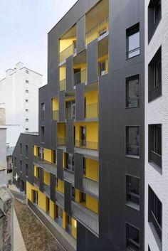 Gallery of Mercadet / Verdier + Rebiere architects + F. Commerçon architect - 2