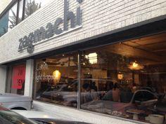Zagmachi - Coffee, light & space - Seoul