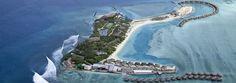 Chaaya Island Dhonveli Surf resort in the Maldives- honeymoon
