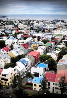 The Best of Reykjavik, Iceland!  This guide has everything you need to make your trip one you'll never forget, no matter what size your budget is. #travelingTOMS