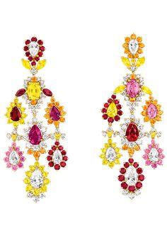Dior Joaillerie Colored Diamonds