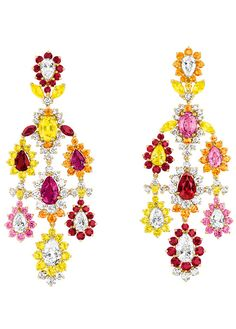 Dior Joaillerie Colored Diamonds