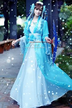 Beautiful_Ancient_Chinese_Cosplay_Blue_002