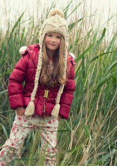 Moda niños de Bimbalina otoño-invierno 2015 | De todo Niños
