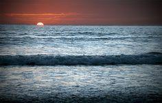 Sunset ~ Whitesands Bay, Pembrokeshire Wales