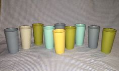 A personal favorite from my Etsy shop https://www.etsy.com/listing/399891917/lot-of-10-vintage-pastel-tupperware