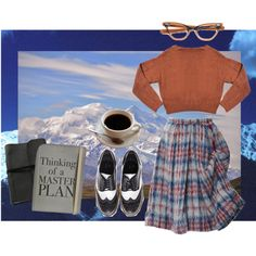 twin peaks by ameliaelves on Polyvore featuring Chicnova Fashion, Calla and Essentiel