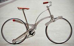 스포크를 없앤 자전거, Sada Bike