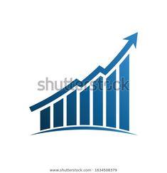 Finance Graphic Bars Profit Arrow Vector Stock Vector (Royalty Free) 1634508379 Vector Stock, Arrow, Finance, Royalty Free Stock Photos, Illustration, Artist, Artists, Illustrations, Economics