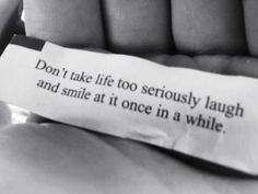 Laughter & Love are the best medicines.