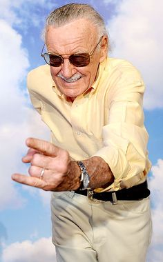 The King. San Diego Comic-Con 2013 | Stan Lee at Day 2 of the Samsung Galaxy Experience