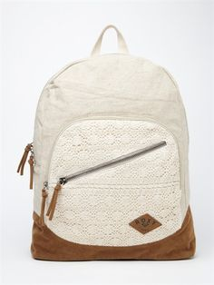27c7a07ade46 PRLLately Backpack by Roxy - FRT1 Love this!!! Roxy Backpacks