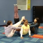 Benefits of Yoga for Youth: Group Activity