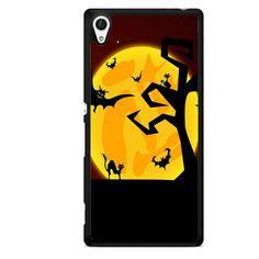 Halloween Fullmoon TATUM-4993 Sony Phonecase Cover For Xperia Z1, Xperia Z2, Xperia Z3, Xperia Z4, Xperia Z5