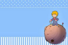 Little Prince - Full Kit with frames for invitations, labels for goodies, souvenirs and pictures! | Making Our Party