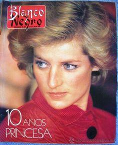 BLANCO Y NEGRO, 28-07-1991. DIANA DE GALES, 10 AÑOS
