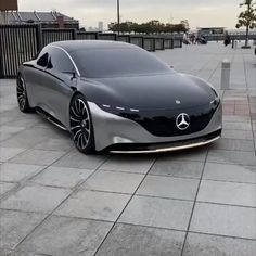 Mercedes Future Car - Welcome! Mercedes Benz Maybach, Mercedes Auto, Mercedes Sports Car, Benz Suv, Mercedes Benz Autos, New Mercedes, Mercedes Concept, Luxury Sports Cars, Best Luxury Cars
