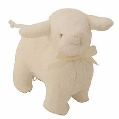 Alimrose Designs - Little Lamby Musical Toy