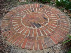 Ivory asked me to show her how I put this together a while back: Since I wanted to do something similar with this little beauty spot . . . . . . I took a few pictures of the process. The bricks I u...