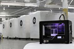 How 3-D Printing Can Help Build Massive Internet Data Centers - IO (Photo: IO.Films Mike Chesworth)