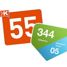 Klout Vs. Kred: Which, If Any, Is Better For Your Business? by Scott Levy