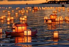 Lantern Floating Festival