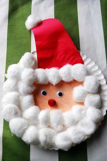 ♥ ♥ ♥ OKUL ÖNCESİ ETKİNLİK PAYLAŞIMI ♥ ♥ ♥: ** Noel babalar geldi :))