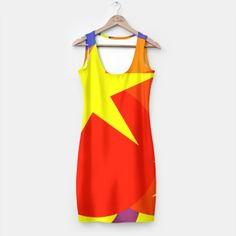 Star Bright Simple Dress thumbnail image