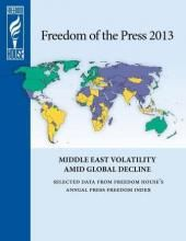 Freedom of the Press 2013 | Freedom House