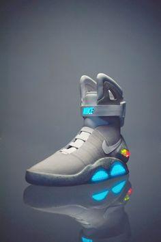 Nike. Back to the Future.   Raddest Men's Fashion Looks On The Internet: http://www.raddestlooks.org