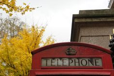 London, telephone box_by Museum Assistant