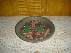 Grubby Fixins with Trees and Jingle Bells  $5.00