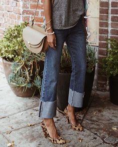 Denim love.   shop our Demi jeans: shopsincerelyjules.com