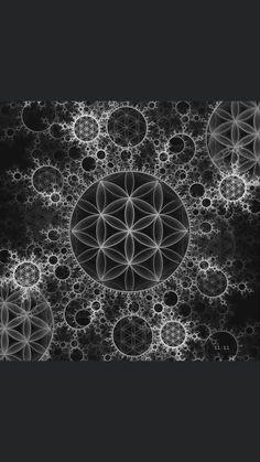 Sacred Art, Flower Of Life, Science Art, Sacred Geometry, Tapestry, Symbols, Nature, Pattern, Hanging Tapestry