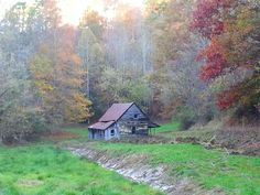 Old home I found along the back roads of East Tennessee.