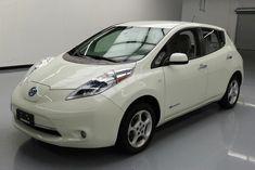 2011 Nissan Leaf SV ZERO EMISSION ELECTRIC NAV