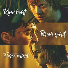 Η α r r γ Ρ ο τ τ e r Ron, Harry or Hermione? #harrypotter #hp