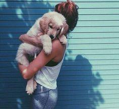 Golden Retriever Puppy: Pearl Ann