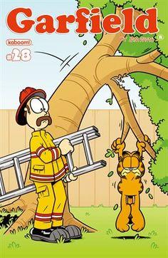 Garfield / Mark Evanier