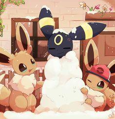 Patreon Artwork - Ninfy by purpleninfy Pokemon Eevee Evolutions, Umbreon And Espeon, O Pokemon, Pokemon Funny, Pokemon Memes, Pokemon Fan Art, Pokemon Stuff, Pokemon Original, Cute Pikachu