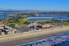 Mission Beach - San Diego - Best California Beach Nominee: 2015 10Best Readers' Choice Travel Awards