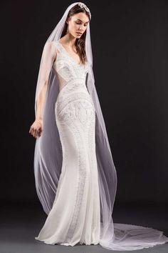 Georgiana Dress   Temperley Bridal 2017