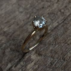 We work with you to custom design an amazing genuine diamond ring.This listing is available for purchase if you love...