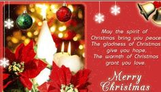 Merry Christmas quotes, inspirational Christmas greetings for your family and friends on Facebook,pinterest and whatsapp. Greet your near and dear ones with these funny merry Christmas quotes today. #MerryChristmasGreetings
