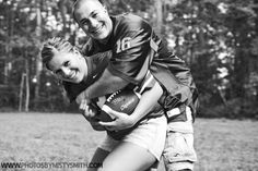 I love football fans :) #couples #engagement #photography
