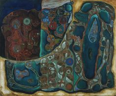 Charles Seliger. Natural History: Form within Rock. 1946   MoMA