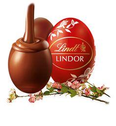 Lindor....milk or white chocolate...yummy!