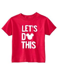Our best selling character tees are now available for your little ones! Available in sizes 6 months - size 7.